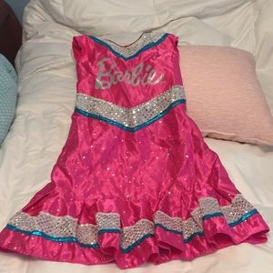 Other - Barbie dress and cheer dress Velcro back
